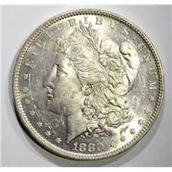 1880-O MORGAN DOLLAR CHOICE BU