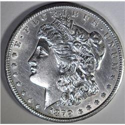 1879-CC MORGAN DOLLAR  AU/BU