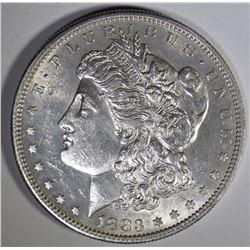 1883-S MORGAN DOLLAR  CH BU