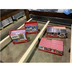 4 BOXES OF ASSORTED CHRISTMAS CARDS