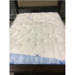 QUEEN SIMMONS  BEAUTYREST RECHARGE PLUSHTOP MATTRESS