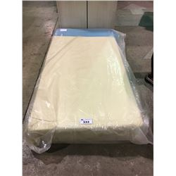 SINGLE XL MEMORY FOAM MATTRESS