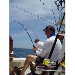 Mexico Deep Sea Fishing Trip with Wounded Veterans