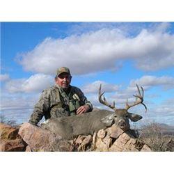 Arizona Coues Whitetail Deer Hunt