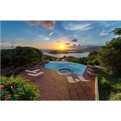Villa on St. Thomas, U.S. Virgin Islands