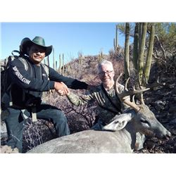 Sonora Mule Deer Hunt