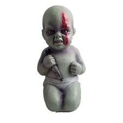 Hell Fest Kneeling Devil Baby Movie Props