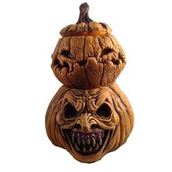 Hell Fest Scary Face Pumpkins Movie Props