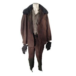 Resident Evil 5 Russian Undead (Nick Alachiotis) Movie Costumes