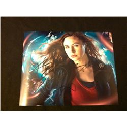 Doctor Who Photo Signed by Karen Gillan