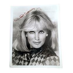 Linda Evans Signed Photo