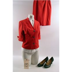 7500 Laura Baxter (Leslie Bibb) Movie Costumes