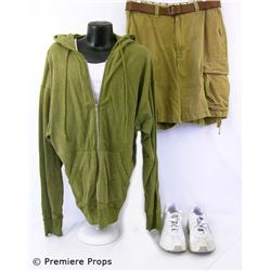 Southland Tales Boxer (Dwayne Johnson) Movie Costumes