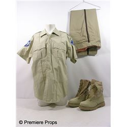 Piranha 3-D Lake Victoria Sheriff's Movie Costumes