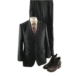 American Assassin Stan Hurley (Michael Keaton) Hero Movie Costumes