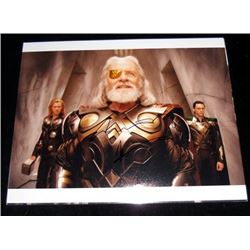 Anthony Hopkins Signed Photo