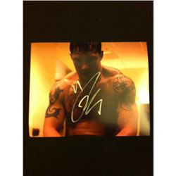 Warrior Photo Signed by Tom Hardy