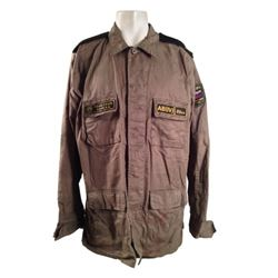 Resident Evil: Retribution Russian Undead Military Shirt Movie Costumes