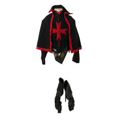 The Three Musketeers Cardinal Guard Uniform Movie Costumes