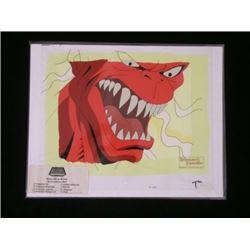 The Savage Dragon Animation Cel