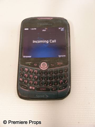 Scream 4 Blackberry Incoming Call Phone Movie Props Movie