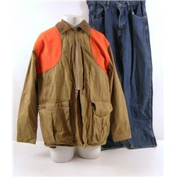 Out of the Furnace Gerald 'Red' Baze (Sam Shepard) Movie Costumes