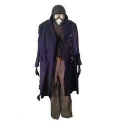 Resident Evil 5 Russian Undead Military Movie Costumes