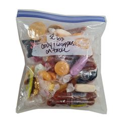 Hell Fest (2018) Screen Used Bag of Candy Movie Props