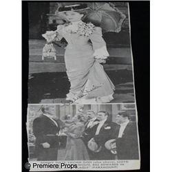 Lillian Gish Signed Photo
