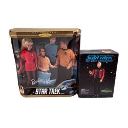 Star Trek Barbie & Ken 30th Anniversary Collector Edition Giftset by Mattel