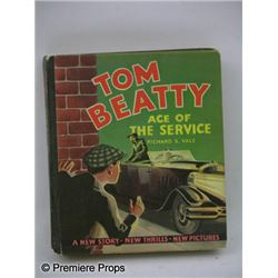 """Big Little Book: """"Tom Beatty: Ace of the Service"""""""