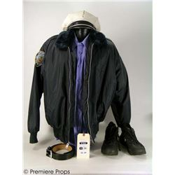 School For Scoundrels Zack (Dan Fogler) NY Cop Uniform Movie Costumes