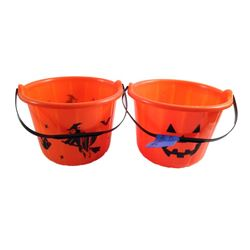 Hell Fest Screen Used Candy Buckets Movie Props