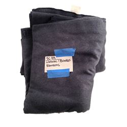 Hell Fest Screen Used Police Blankets Movie Props