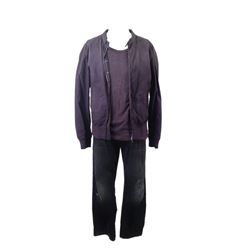 Sleepless Vincent Downs (Jamie Foxx) Movie Costumes