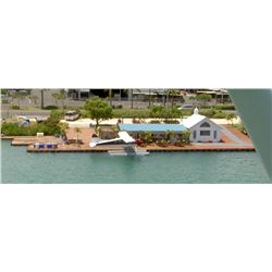 Floating Wedding Chapel & Floating Office (Home) - See Last 3 Photos for Layout