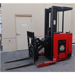 Prime Mover RR34B Electronic Stand-Up Forklift (Runs, Drives, Lifts - See Video)