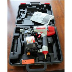 MAX Siding Coil Nailer Pneumatic Tool with Case #CN565S