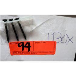"""1 Box #6x1-1/4"""" TSGF Screws"""