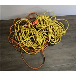 Assorted Electrical Cords & Extensions