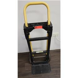 Harper Convertible Hand Truck Dolly Frame Capacity 400#