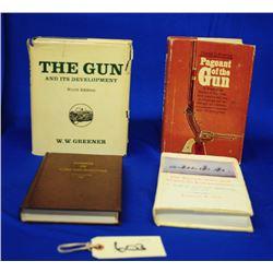 Lot of 7 Assorted Gun Books