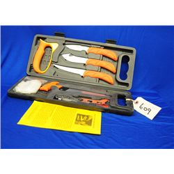 Outdoor Edge Meat Processing Kit