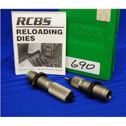 RCBS 25-06 Rem Die Set
