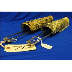 Two Camo Forearms for Stoeger P350 Turkey