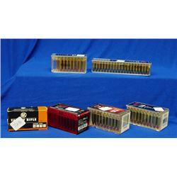 22 Cal factory ammunition