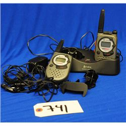 Radios and GPS