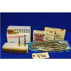 Box Lot  Ammunition