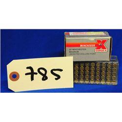 Ammunition 22 Cal