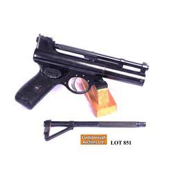 Webley Mod. Mark 1 Air Pistol